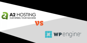 a2 hosting vs wp engine