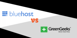 bluehost vs greengeeks
