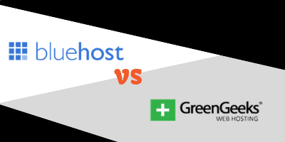 bluehost vs greengeeks