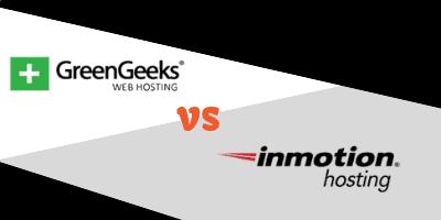 greengeeks vs inmotion