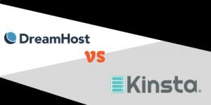 dreamhost vs kinsta